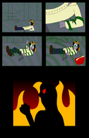 EB Part One: The Beginning Page 5 by HyperactiveMothMan