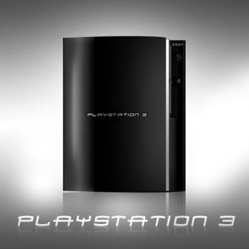 Playstation 3 by Moretz