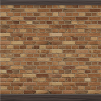 Bricks (dark brown) by Rosemoji