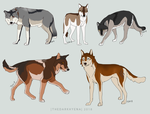 Forest pack by TheDarkHyena