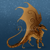 Wings of Fire Adoptable #2 [Auction CLOSED] by Verasaii