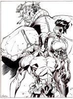 X-Force 2 by luisalonso