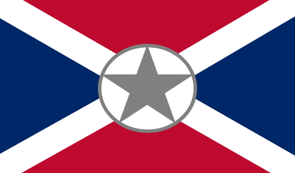 Alternate Southern Rebel Flag by ColumbianSFR