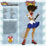 Rival Schools Jam - Ah'Setta Jones by YoungFenix07