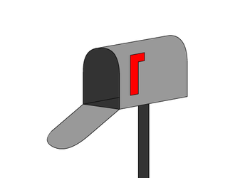 Empty Mailbox by Lengieal