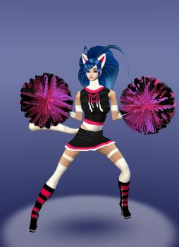 Monster High Felicia by dragonzero1980