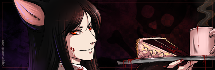 Gaia Banner - Charlie by Majime