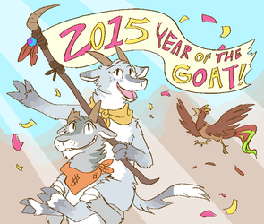 on to 2015 by TheRoguez