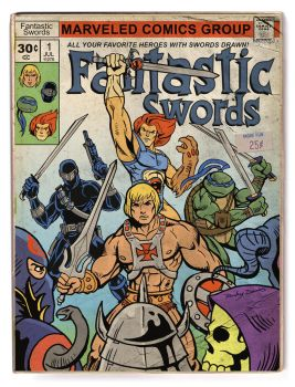 Fantastic Swords by RockyDavies