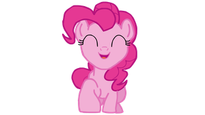 Pinkie Pie Smiling by ASCToons