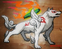 Amaterasu by Pumpkin-King-Zak