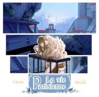 Y/CON ARTBOOK Preview || La vie Parisienne || by T-a-t-s-u-k-i