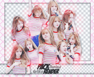 [PACK RENDER #54] 13 PNGS MOONBYUL - MAMAMOO by RinYHEnt