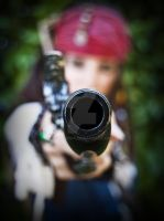 Elo Sparrow, pistol 4 by elodie50a