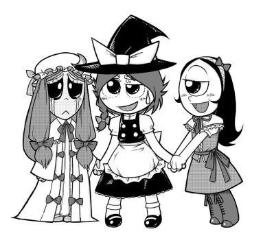 ruby gloom coloring pages | Coloring Pages