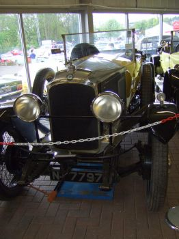 1926 oe type 30- 98 velox by Sceptre63