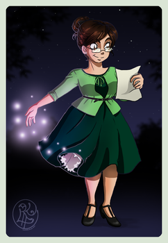 [devID October 2017] Witchsona by SweetLittleVampire