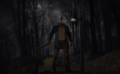 Jason Voorhees Render by Mavros-Thanatos