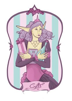 Fairy Princess Wines by StrikeRedkite