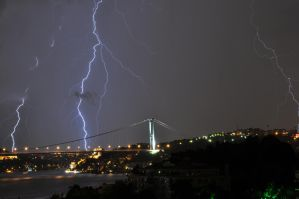 High Voltage Istanbul 2 by tolgapala