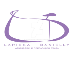 Larissa Danielly Logo by Andre-APM