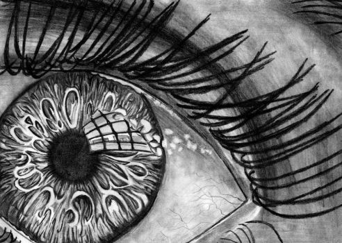 Eye by WashedByBlood