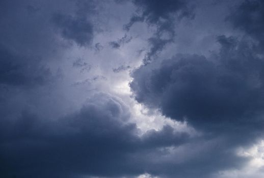 stormy summer stock sky by amka-stock