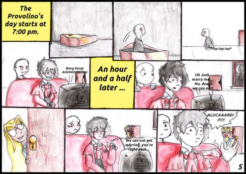 The Adventures of Provolino- p 5 by FuriarossaAndMimma