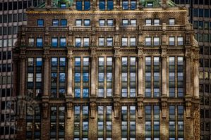 New York Central Columns by steeber