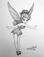 Tinkerbell by linus108Nicole