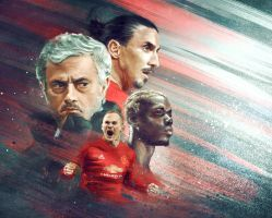 Manchester United by IgnacioRC