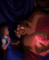 Beauty And The Beast by AnimeFanS2