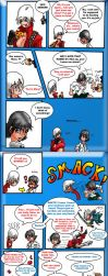 Devil May Cry 3 in a nutshell by leadpoint