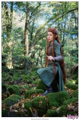 Tauriel by MrsFoxie
