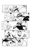 Tezla Issue 1 Page 3 by DRMoore