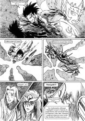 Saint Seiya #046 - The duty of a Knight by Gugaaa
