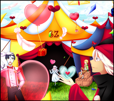 SZ 1st Event: V-day by YumeChii-NI