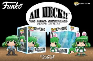 Ah Heck!! The Angel Chronicless Funko by MaryBellamy