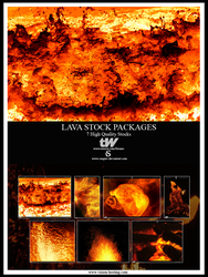 Stock Packages - Lava by Sangiev
