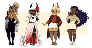sum horn adopts closed by cueen