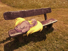 Naptime! [PIRL] by colorfulBrony
