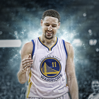 Klay Thompson by HyDrAndre