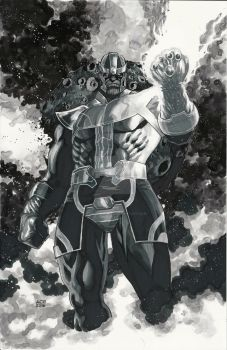 Thanos by Ace-Continuado