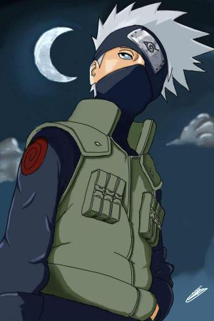 Kakashi x Reader III 'It was you' by yabre12 on DeviantArt