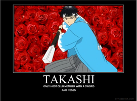 Takashi Sword Poster by Autocon-Femme