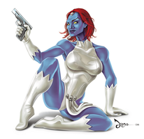 Mystique by ArteX79