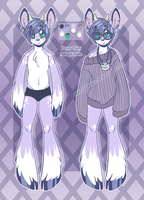 Deer Boy Adoptable Auction [CLOSED] by Shibikii