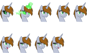 FOE - Many Faces of New Goddess by Magister39