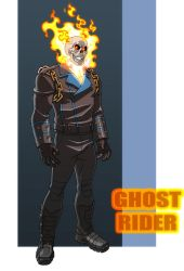 HAS: THE GHOST RIDER by Jerome-K-Moore