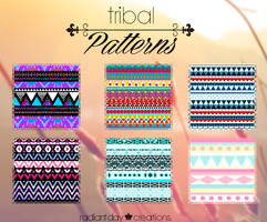 Tribal Patterns || Agusc: by RadiantDay